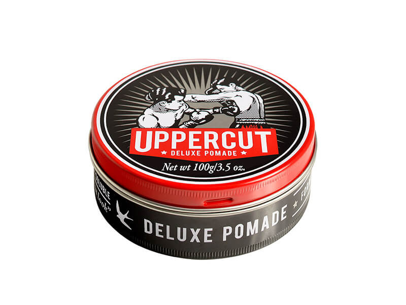 cire coiffante - marque Uppercut - Deluxe Pomade