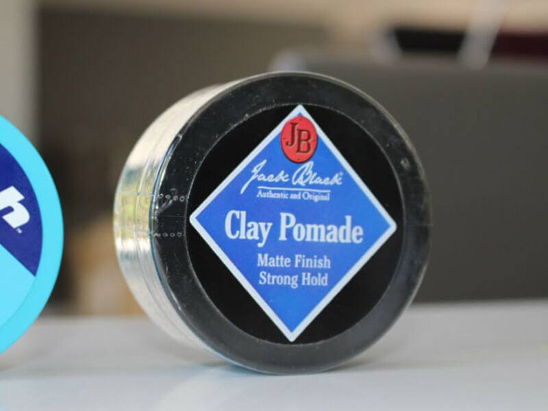 Cire Coiffante - jack black clay pomade cire homme