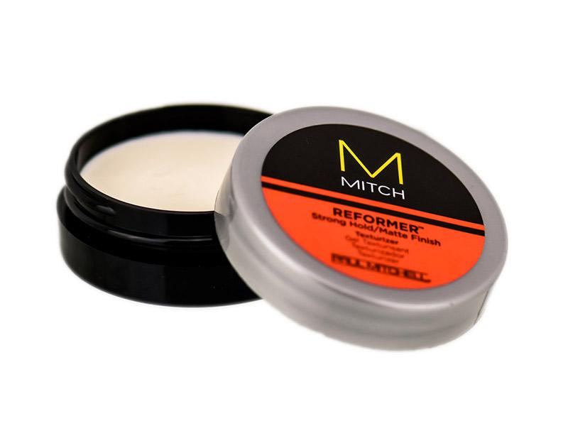cire coiffante - marque Mitch - Reformer Strong