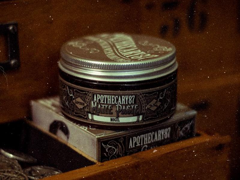 Cire Coiffante - Apothecary87-pomade coiffante